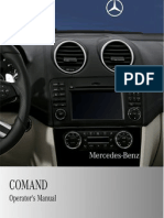 COMAND manual