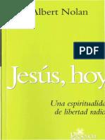 Nolan, Albert - Jesús Hoy
