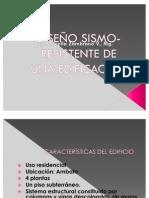 DISEÑO SISMO-RESISTENTE JAZZ