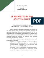 Il progetto di Dio sull'umanita.pdf