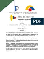 SERVICIOS FINANCIEROS BANCARIOS- CAPTACION Y COLOCACION