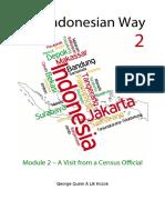 The Indonesian Way - Module 2