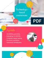 TIC Technology based courseware