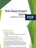1.2 Rule Based Expert System