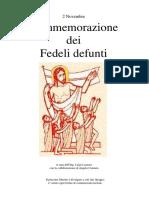 2 Novembre - Commemorazine defunti 2010