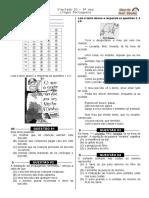 Simulado 20  (Port. 9º ano - Blog do Prof. Warles).doc