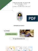 SEMANA CONECTORES  TEXTUALES