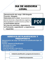 OFICINA DE ASESORIA LEGAL II
