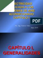 CAP. I ELECTRICIDAD APLICADA AL AA, AQUA