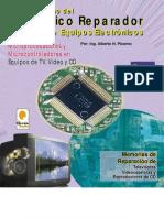 cuaderno del tecnico reparador de equipos electronicos