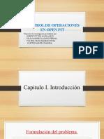 CONTROL DE TIEMPOS EN OPERACIONES OPEN PIT , MÉTODOS DE EXPLOTACIÓN SUPERFICIA.pptx