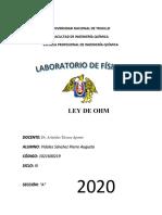 informe de LAB. ley de ohm.pdf