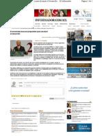 05-02-11 Economistas buscan propuestas para alcanzar el desarrollo