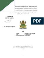 Pengaruh Profesionalisme, Keahlian, Risiko Audit, Dan Komitmen Profesionalisme Terhadap Kualitas Audit Dengan Independensi Badan Pengawas Sebagai Variabel Moderasi Pada Lembaga Perkreditan Desa (Lpd) Se Kabupaten Ka