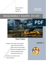 TRACTORES G1