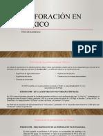 Perforación en México y tipos de barrenas.pptx