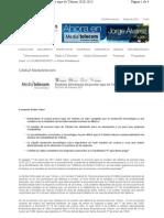 09-02-11 Revisión del Sistema de Precios - TELMEX