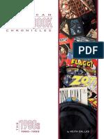 American Comic Book Chronicles 1980s