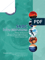 sadc infrastructure brochure - portuguese
