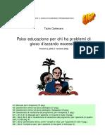 Ludopatia - Manuale operatori