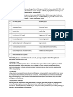 Prinsip Manajemen Dalam Kaitannya Dengan Sistem Manajemen Mutu Tertuang Dalam ISO 9001