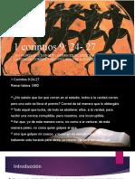1 corintios 9 24 27 CONQUIS