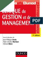 327 Lexique de Gestion Et de Management