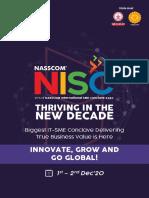 NISC 2020 e-Brochure
