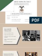 Escuela Estructural de Minuchin -Diapositivas (1)