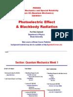Black body radiation photoelectric gaitskell brown edu
