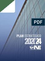 Plan estratégico INE 2020-2024