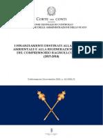Bagnoli 2020 corte dei conti Campania
