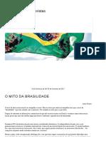 O MITO DA BRASILIDADE – pensamentosmulheristas