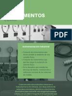 Instrumentos de Instrumentación