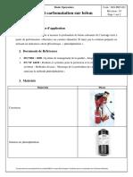 MO-PRP-032-01 Essai carbonatation