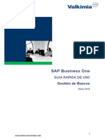 SAP B1 - 9 2 - Pagos recibidos y depositos