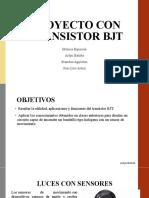 PROYECTO CON TRANSISTOR BJT (1)