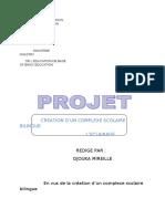 Projet-Ecole