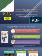 RESUMEN - DESARROLLO DE HABILIDADES SOCIEMOCIONALES EN DOCENTES