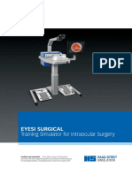 Eyesi Surgical Brochure