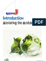 Mastering the Modules