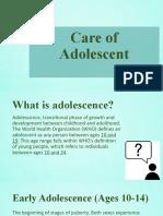 Care-of-Adolescent.pptx