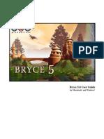 Bryce5_Manual_DAZ