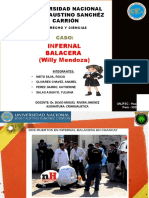 SILVIO-INFERNAL BALACERA