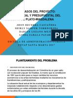 ESTUDIO DE CASOS DEL PROYECTO