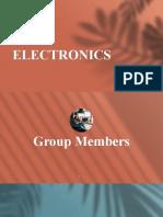 MUET Electronic