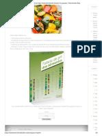Como fazer Ratatouille (Receita Simples de Legumes) - Dieta Alcalina Blog