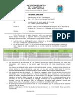 Informe- 5to grado - conectividad _agosto 2020
