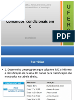 LP3 - Exercícios - Estruturas Condicionais.pdf