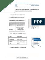 caracteriusticas y especificaciones